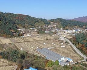 유명산농부들마을